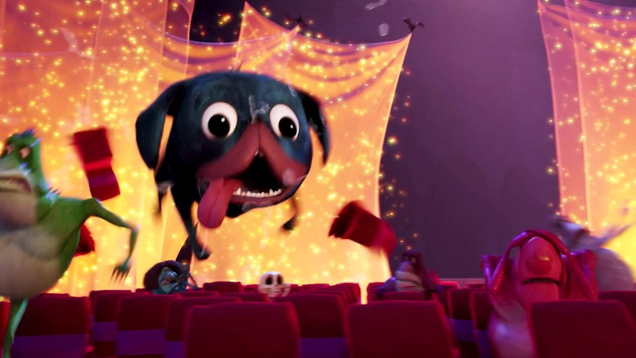 HOTEL TRANSYLVANIA 3: SUMMER VACATION - A New Animation Style