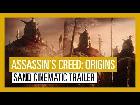 Assassin's Creed Origins: From Sand Cinematic Trailer