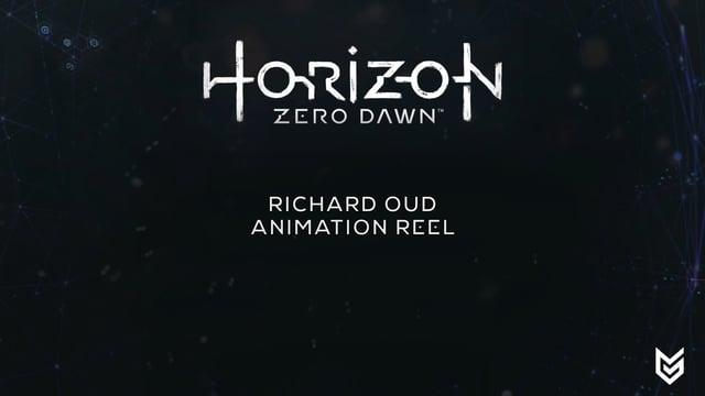 Horizon Zero Dawn - Animation Reel