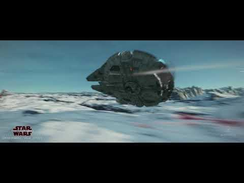 Behind the Magic - Star Wars: The Last Jedi - Battle of Crait