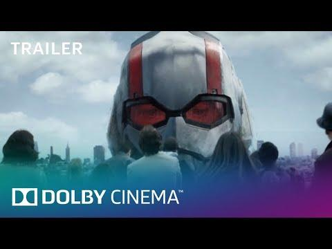 Ant-Man And The Wasp Official Trailer | Dolby Cinema | Dolby