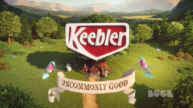 Keebler - Uncommonly Good