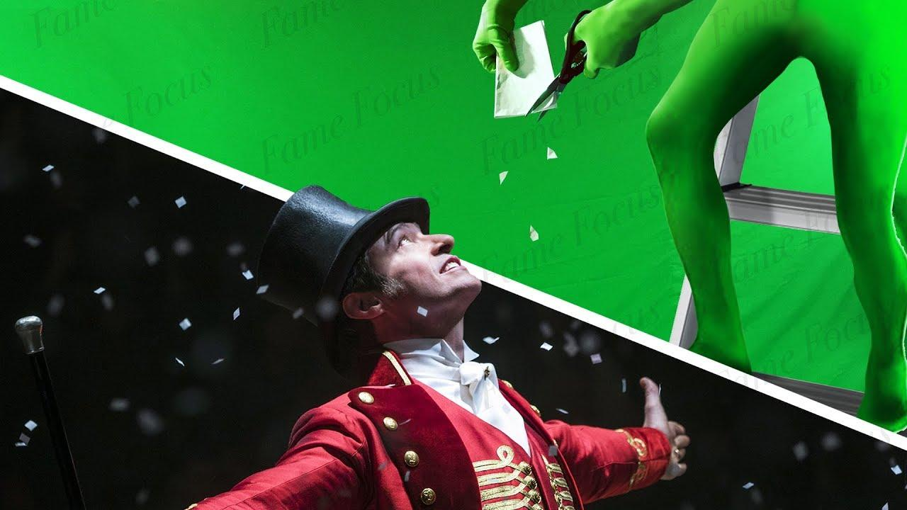Amazing Before & After Hollywood VFX: The Greatest Showman