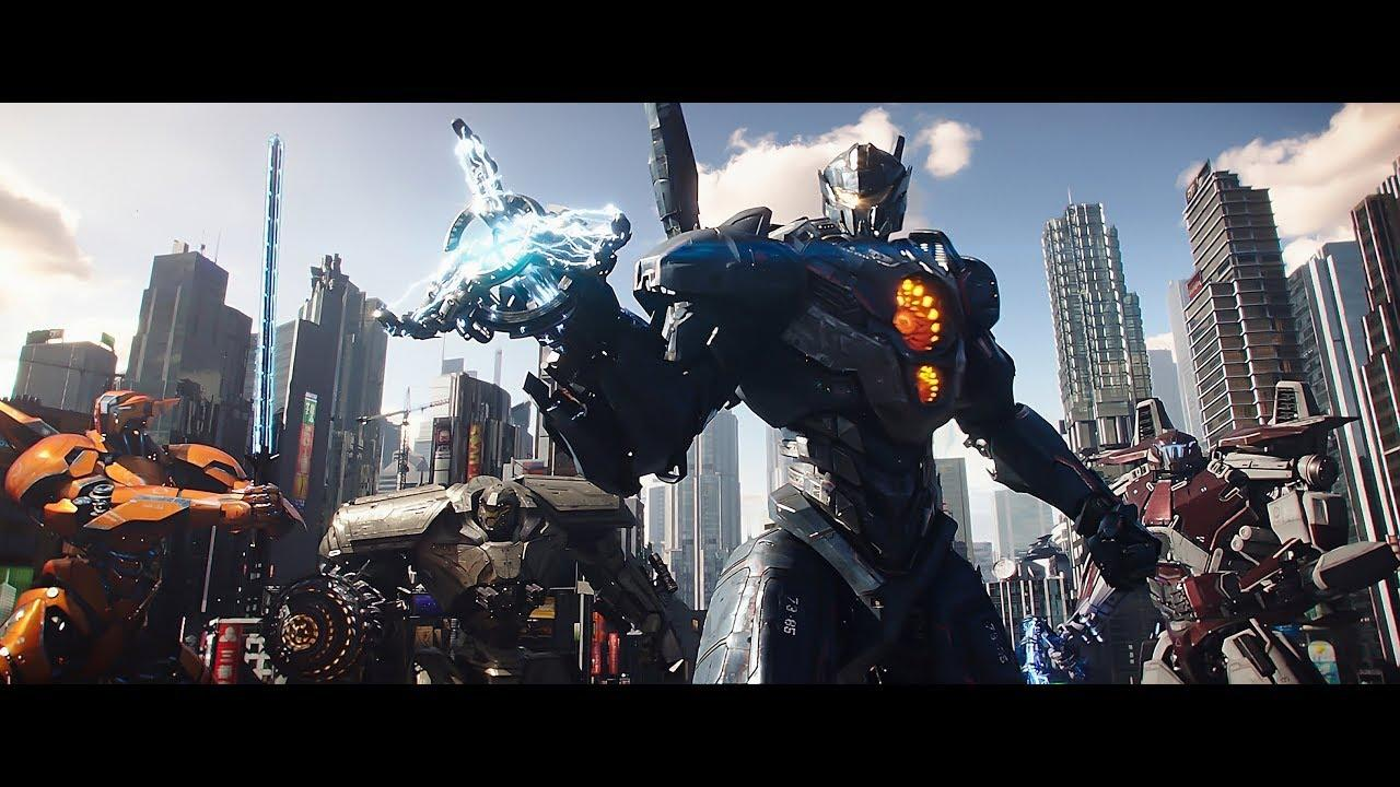 Pacific Rim Uprising l Teaser - Behind the VFX : Peter Chiang l DNEG