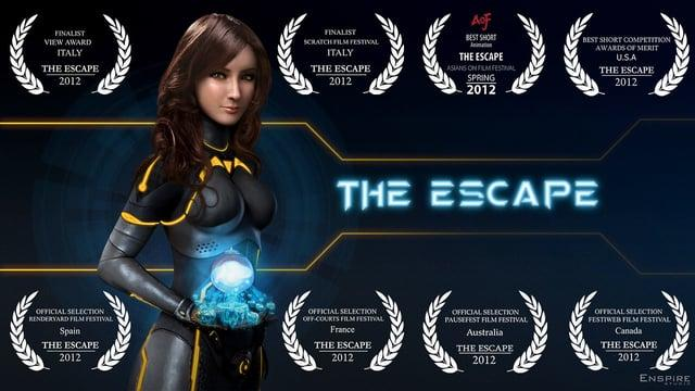 The Escape Short movie