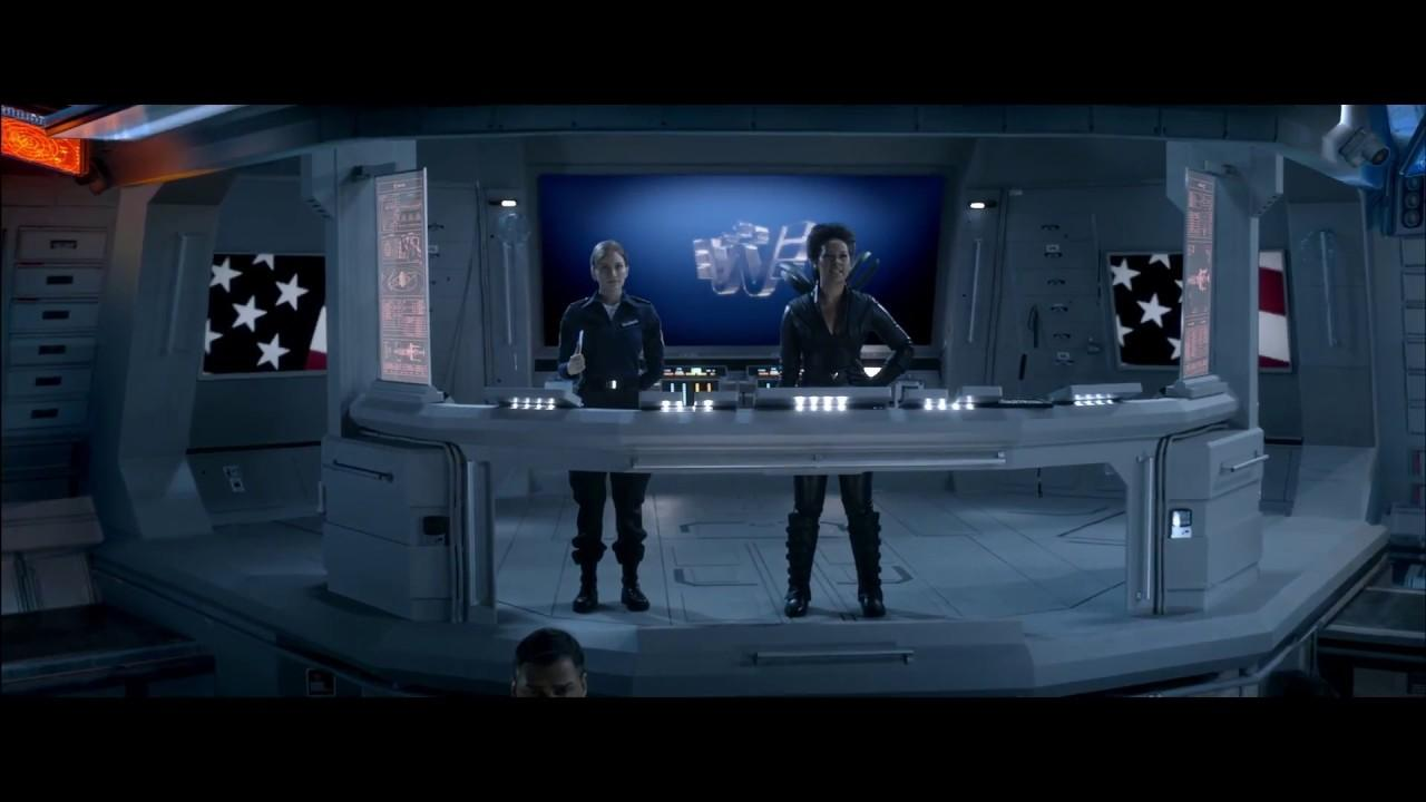 """Iron Sky selected scene - The original """"Space Force"""""""
