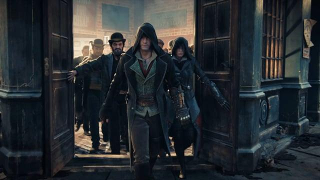 Assassin's Creed Syndicate Cinematic TV Spot Trailer (US)