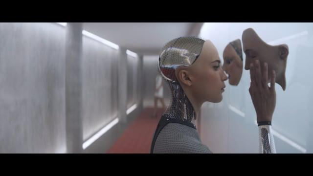 Ex Machina | VFX Breakdown | DNEG
