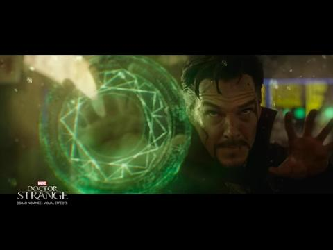 Behind the Magic: Creating the Time Warp in Doctor Strange