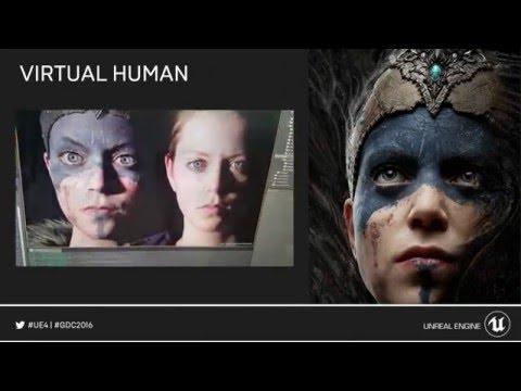 Digital Humans: Crossing the Uncanny Valley in Unreal Engine 4 - GDC 2016