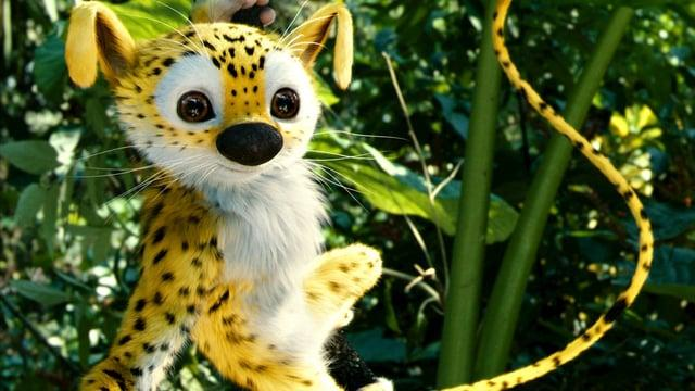 Sur La Piste du Marsupilami  |  Visual Effects Making Of