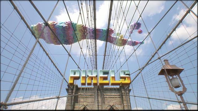 PIXELS / The short film