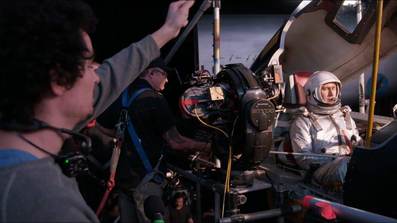 Part 4: The VFX of First Man – Creating CG Content for an already Lit Environment On Set