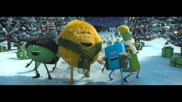 "CRICKET WIRELESS ""Four for the Holidays"""