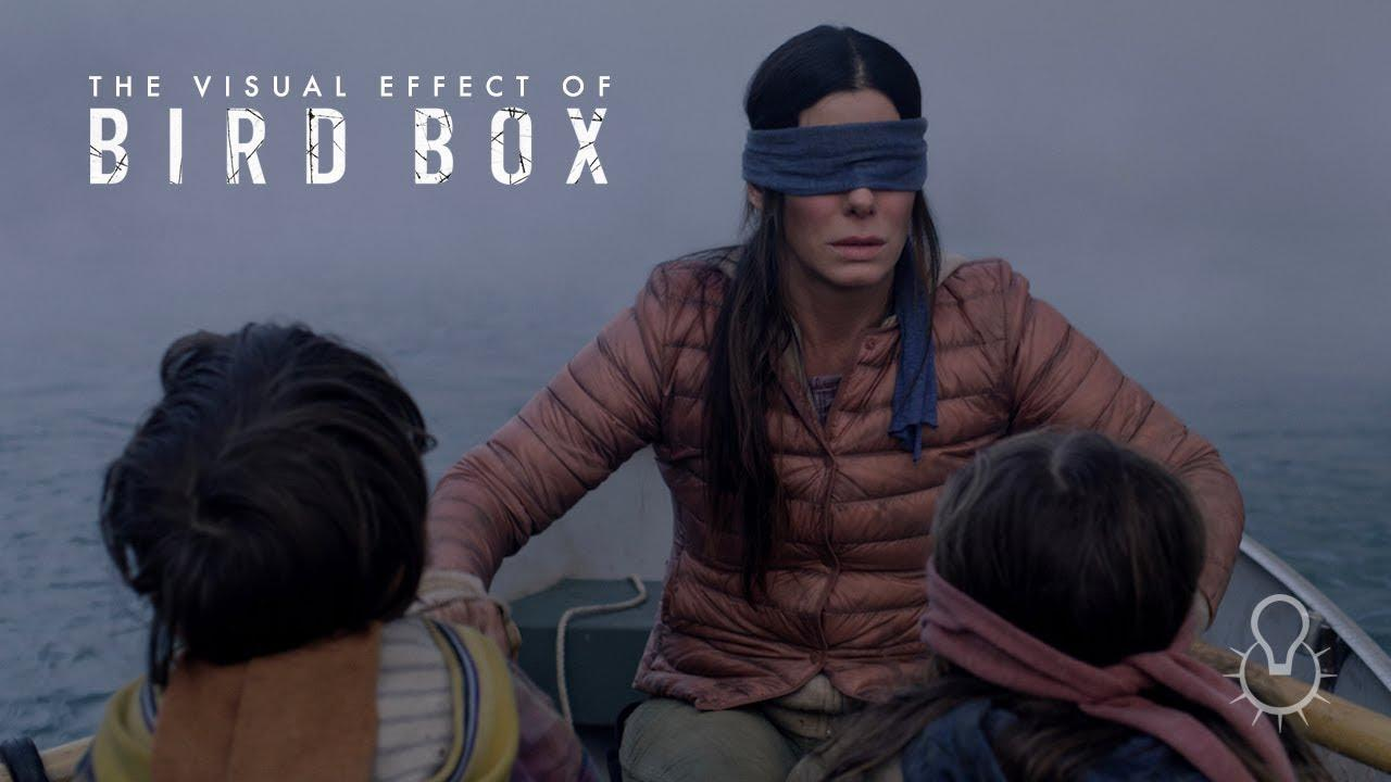 Behind the Magic: The Visual Effects of Bird Box