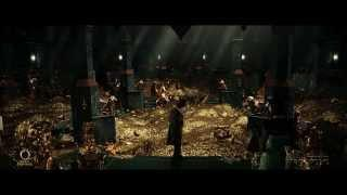 Oz The Great and Powerful - Treasure Room Shot Build