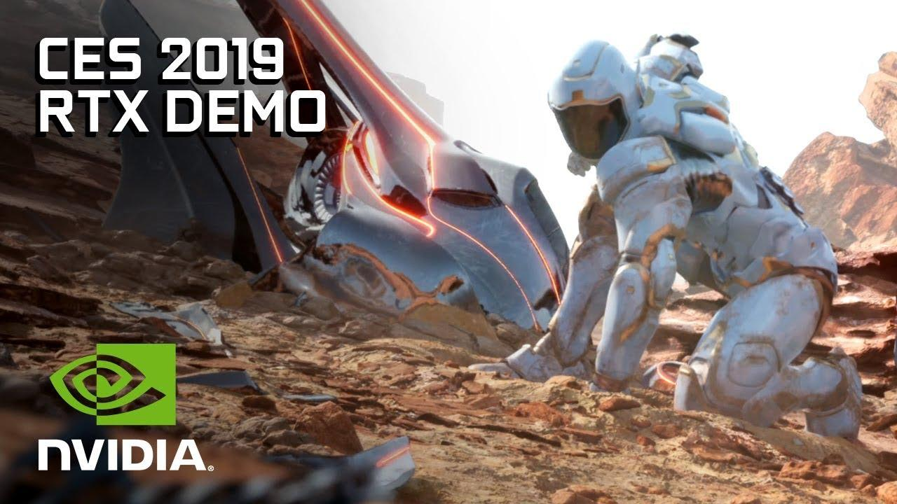 Project Sol Part 2: A Real-Time Ray-Tracing Cinematic Scene Powered by NVIDIA RTX