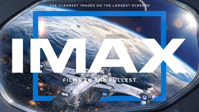 IMAX Exploration with Branding