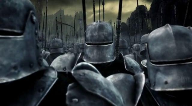 "Armies of Exigo ""Intro"" cinematic, 2004"