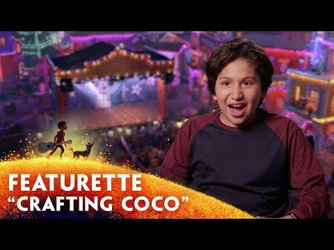 """Crafting Coco"" Featurette - Disney/Pixar's Coco"