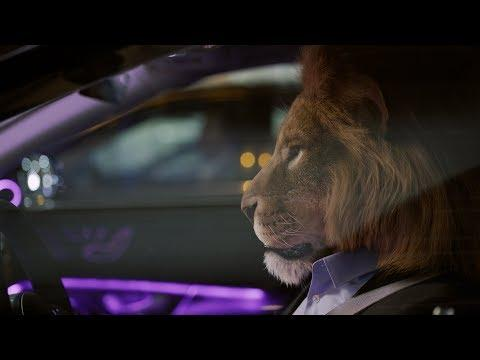 Mercedes-Benz S-Class 'King of the City Jungle' | Framestore