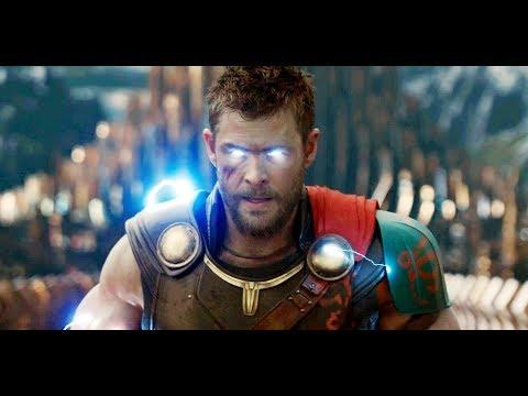Thor: Ragnarok and the VFX behind the film - BBC Click
