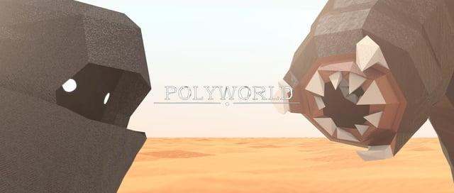 PolyWorld - Low Poly Animation (Episode II)