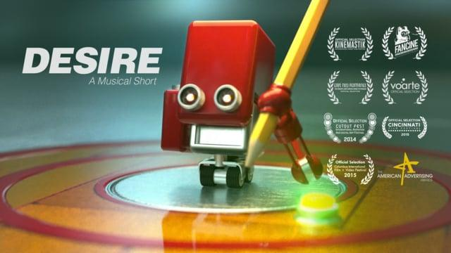 DESIRE - An Animated Musical Short