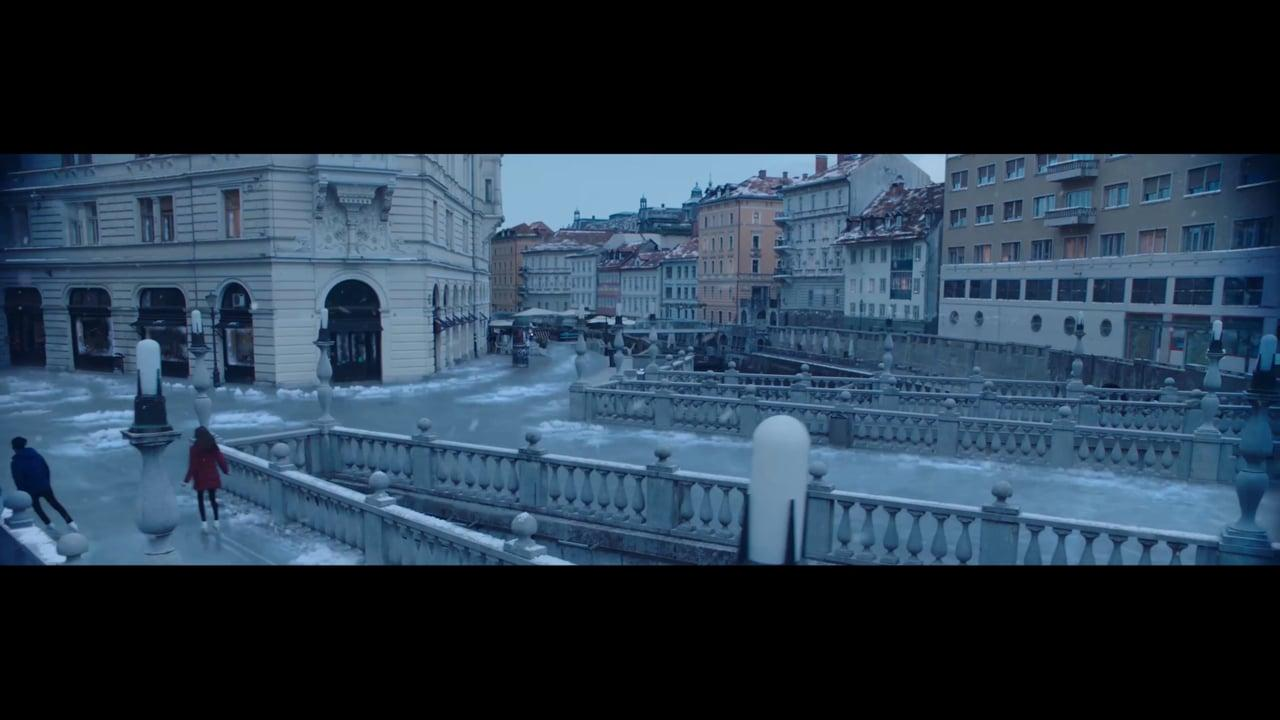 Uniqlo - Winter is Waiting - VFX breakdown