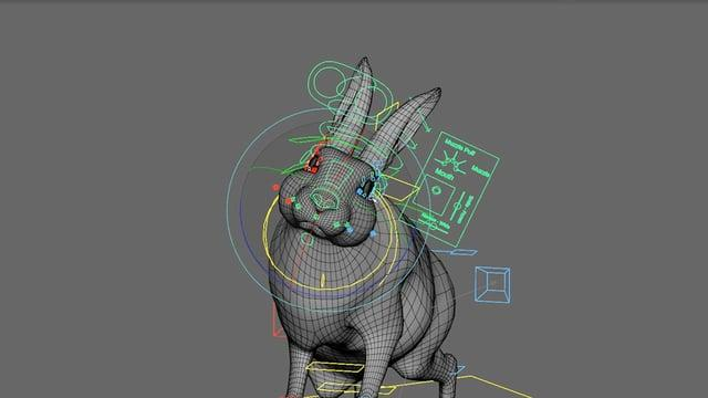 Behind the Scenes: Blue Bunny