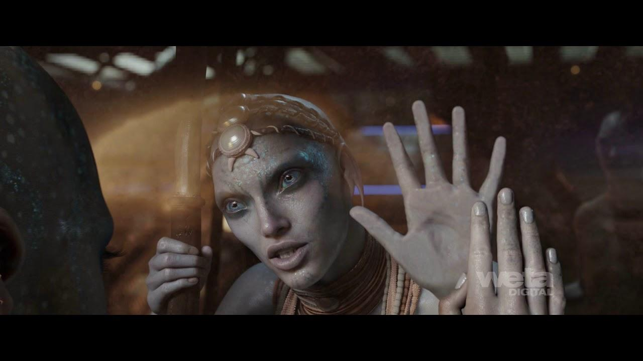 Valerian and the City of a Thousand Planets - Weta Digital VFX Overview