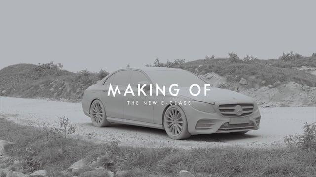 Mercedes-Benz Making Of