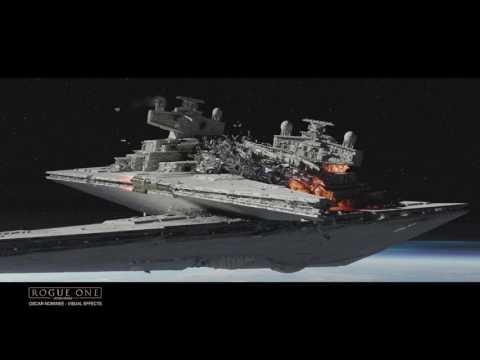 Behind the Magic: Creating the space battle for Rogue One: A Star Wars Story