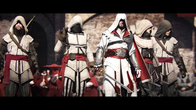 Assassin's Creed Brotherhood cinematic, 2010