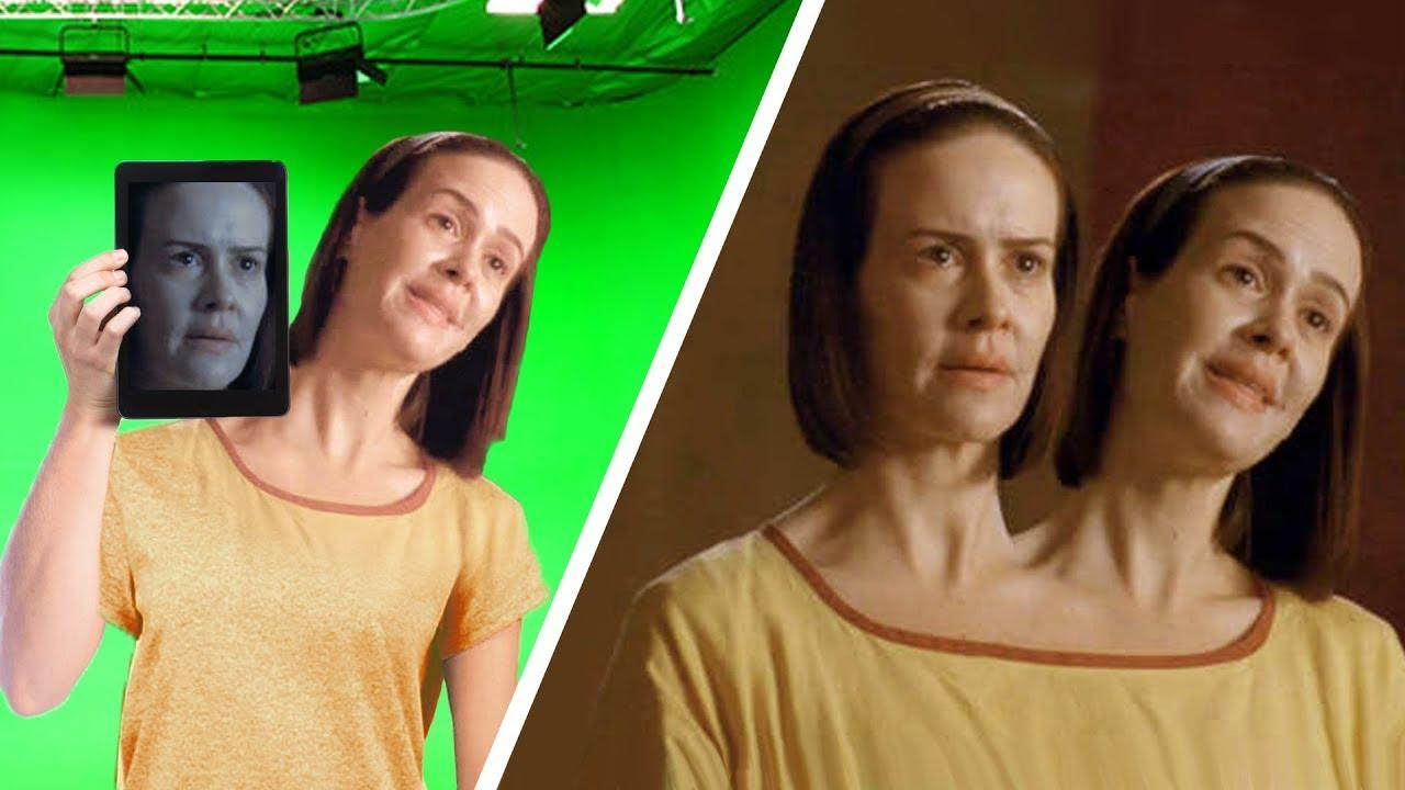 Amazing Before & After Hollywood VFX 29