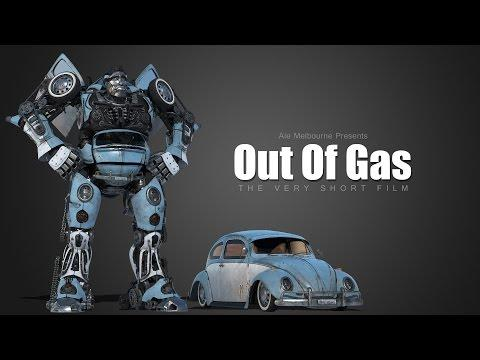 Out Of Gas - Aie 2nd Year - Group Project - Short Film - 2016