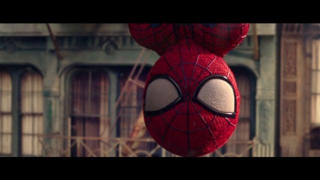 Ad | EVIAN Spider-Man : The Amazing Baby&me 2