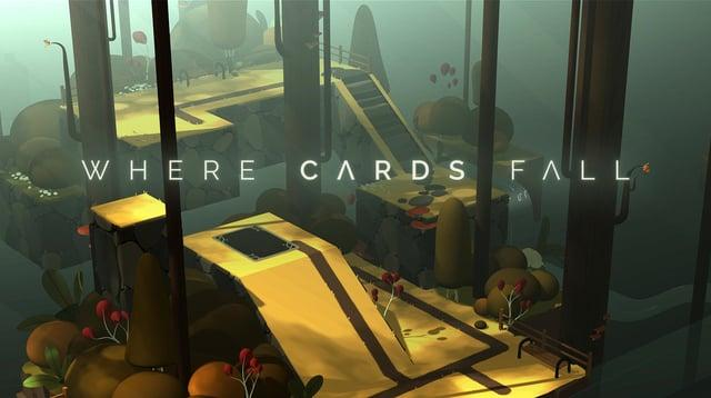 Where Cards Fall - Teaser Trailer