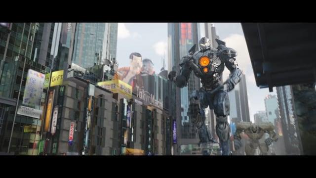 Pacific Rim Uprising | Behind the VFX: Pete Bebb | DNEG