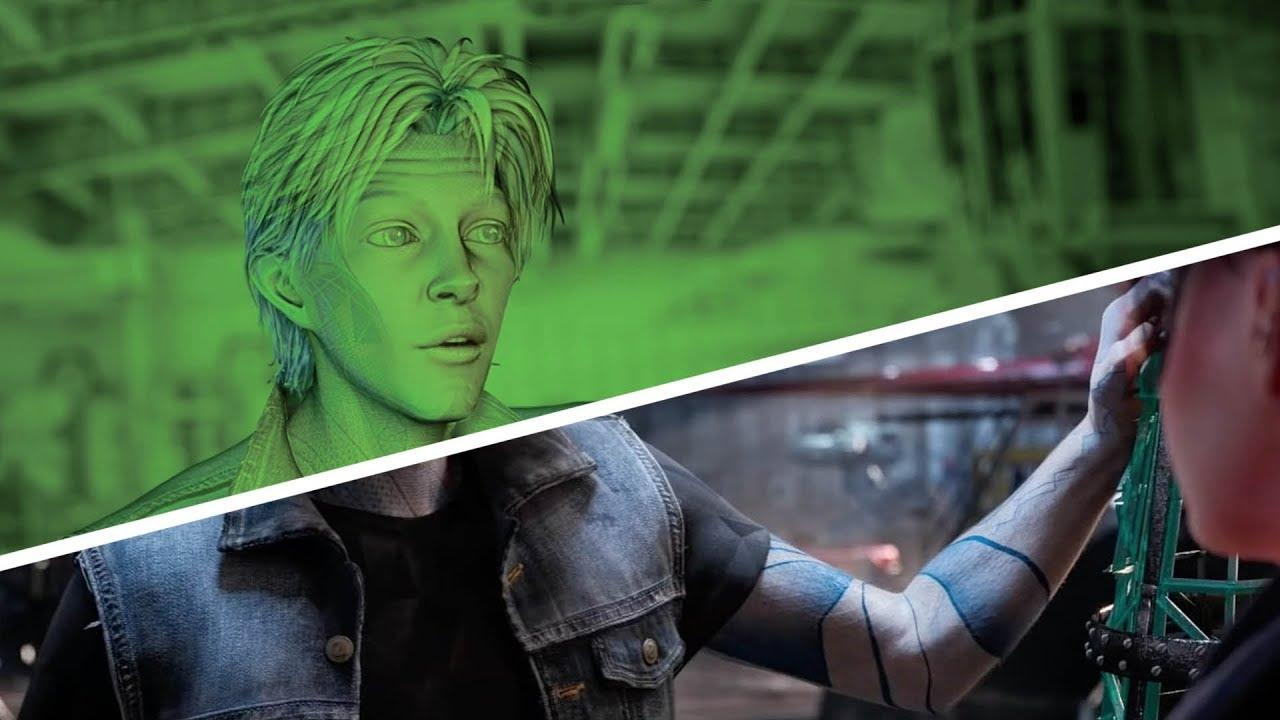 Amazing Before & After Hollywood VFX: Ready Player One
