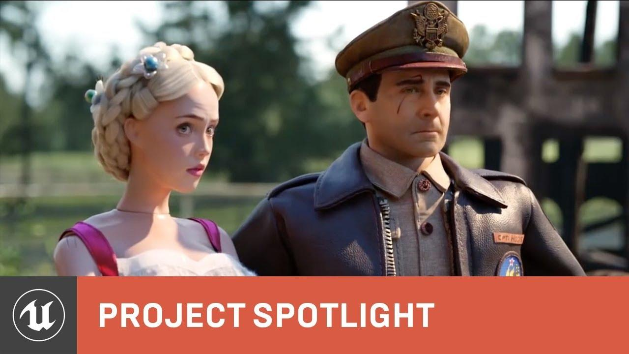 Welcome to Marwen | Project Spotlight | Unreal Engine