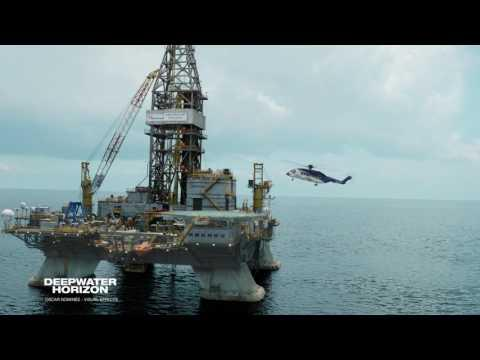 Behind the Magic: Creating the rig for Deepwater Horizon