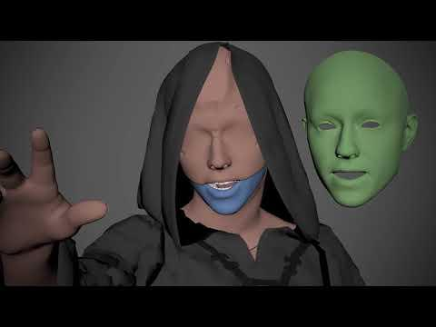 Made With Unity: ADAM - Behind the Scenes - CG Humans Part 1