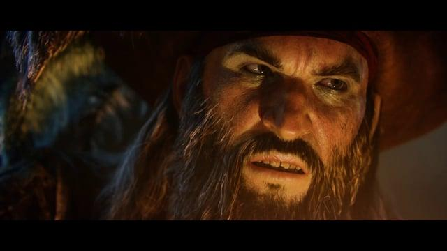 Assassin's Creed 4 Black Flag announcement trailer