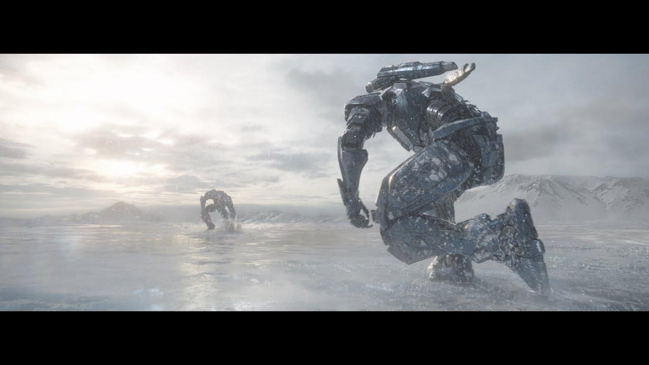 Pacific Rim Uprising l Teaser - Behind the VFX with Pete Bebb l DNEG