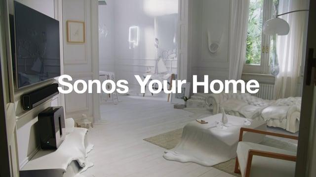 Sonos Your Home - Melt