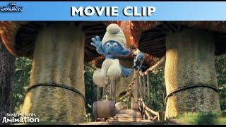 The Smurfs - Late For Rehearsal Clip