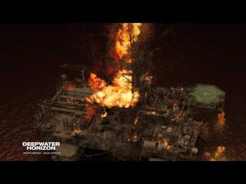 Behind the Magic: Creating the Fluid Simulations and Visual Effects for Deepwater Horizon