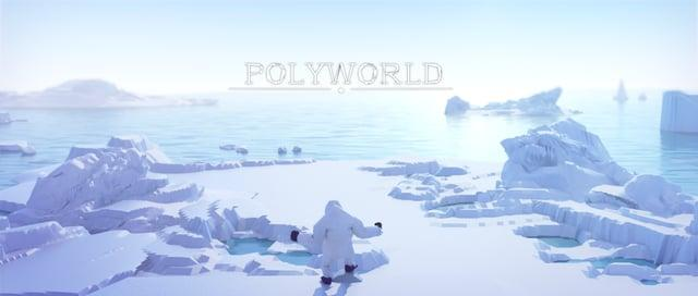 PolyWorld - Low Poly Animation (Episode III)