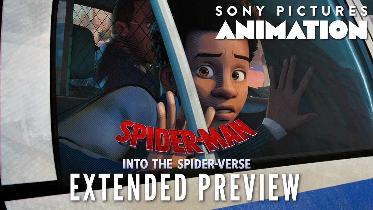First 9 Minutes of the Movie | SPIDER-MAN: INTO THE SPIDER-VERSE